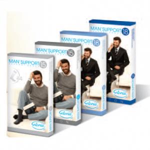 Preventivne kompresijske nogavice za moške