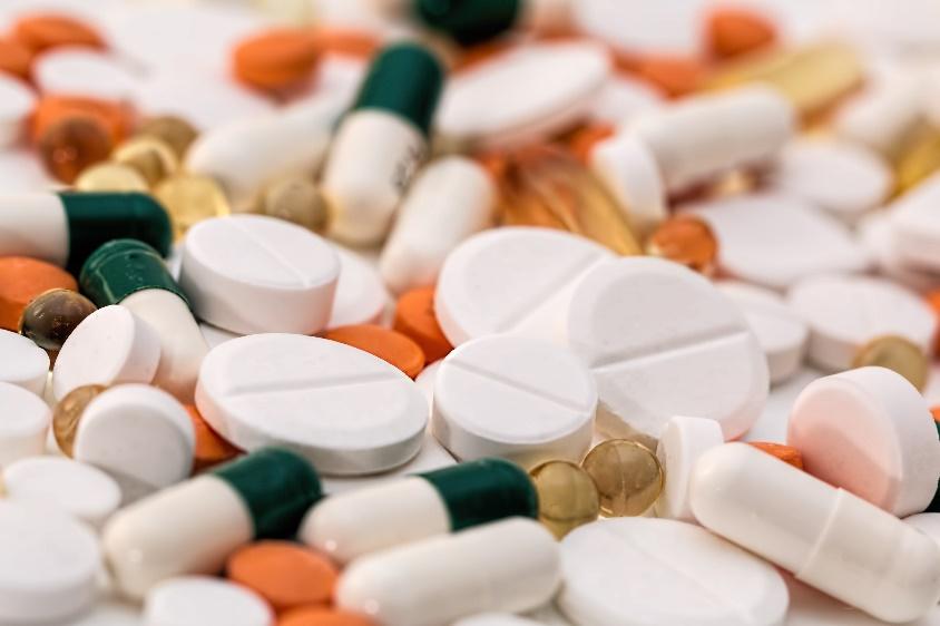 zdravila za bolnika